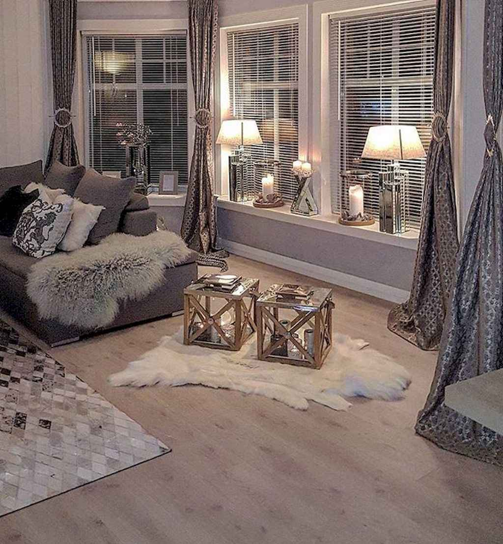 Cozy apartment decorating ideas on a budget (49)