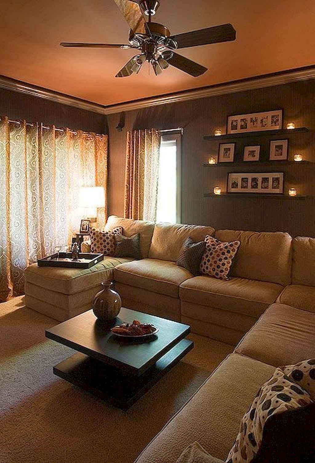 Cozy apartment decorating ideas on a budget (54)