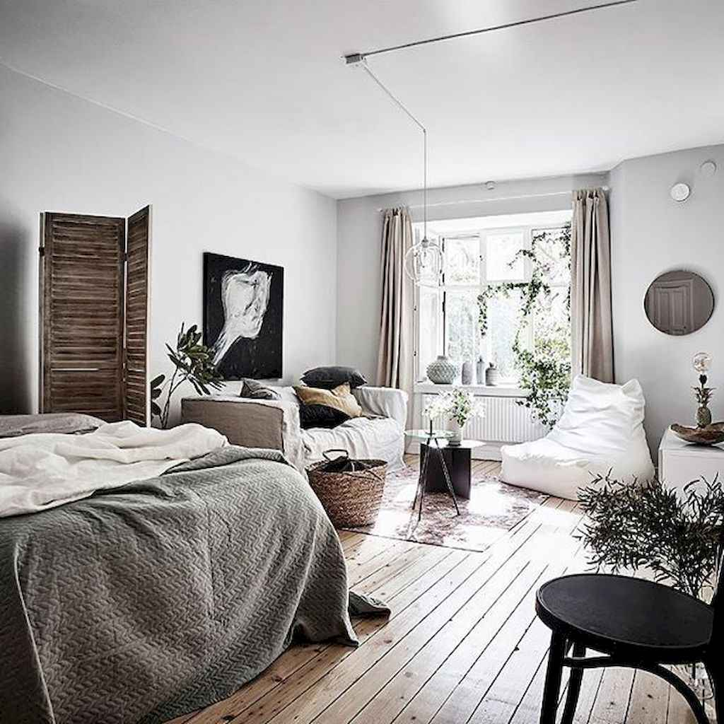 Cozy apartment decorating ideas on a budget (76)