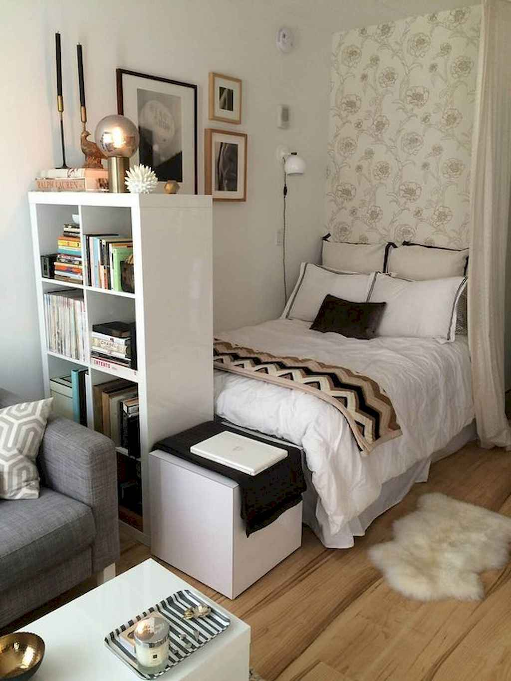 Cozy apartment decorating ideas on a budget (85)
