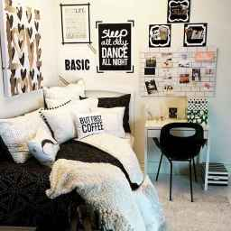 Cute dorm room decorating ideas on a budget (56)