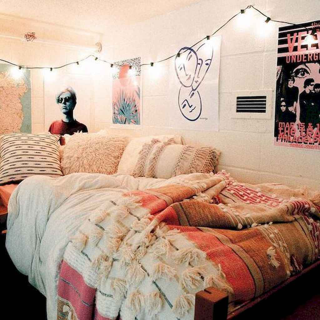 Cute Rooms: Cute Dorm Room Decorating Ideas On A Budget (62