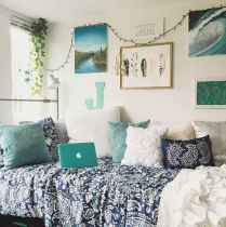 Cute dorm room decorating ideas on a budget (67)