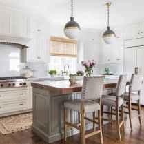 Gorgeous gray kitchen cabinet makeover ideas (1)