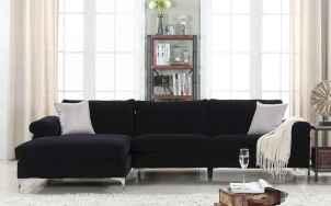 Modern bohemian living room decor ideas (23)