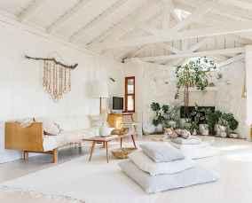 Modern bohemian living room decor ideas (32)