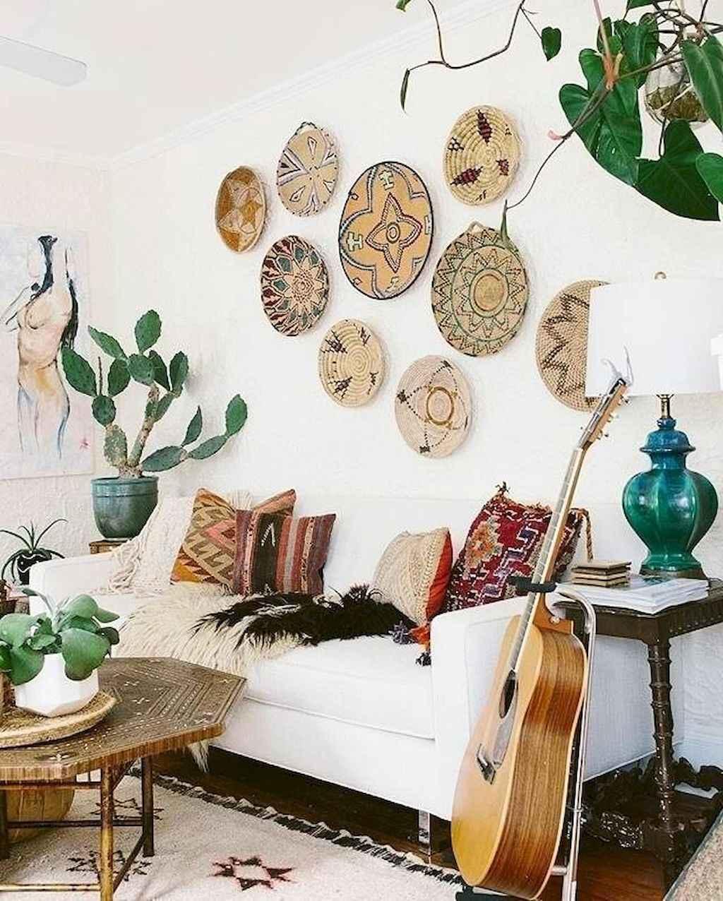 Modern Home Decor Pictures: 95 Modern Bohemian Living Room Decor Ideas