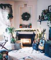Modern bohemian living room decor ideas (90)