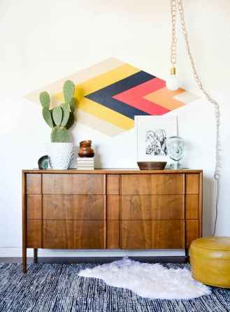 Modern bohemian living room decor ideas (91)