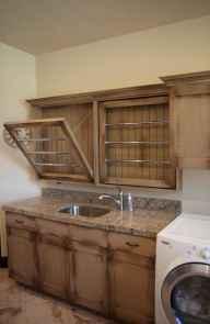 Modern farmhouse laundry room ideas (13)