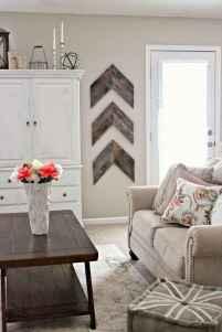 Rustic modern farmhouse living room decor ideas (7)