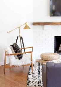 Rustic modern farmhouse living room decor ideas (77)