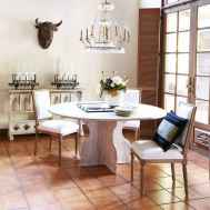 Rustic modern farmhouse living room decor ideas (8)