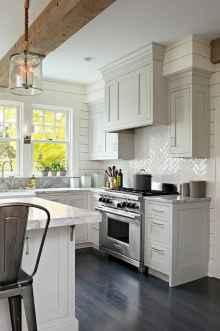 White kitchen cabinet design ideas (51)