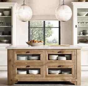 White kitchen cabinet design ideas (65)
