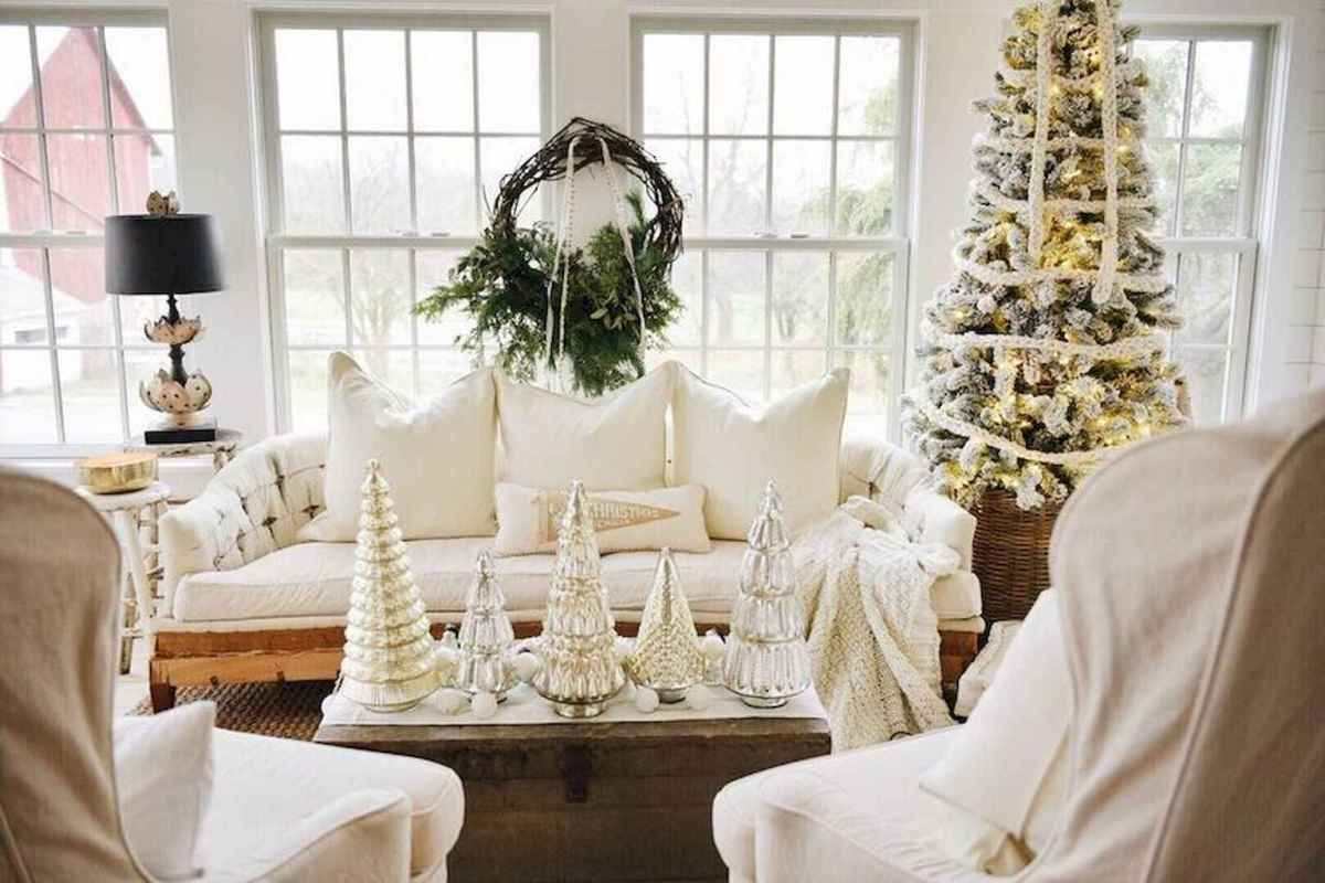 03 cozy farmhouse sunroom decor ideas