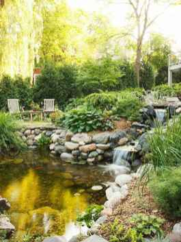 05 awesome backyard ponds and water garden landscaping ideas