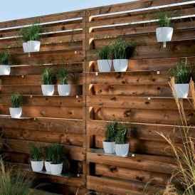 06 easy cheap backyard privacy fence design ideas