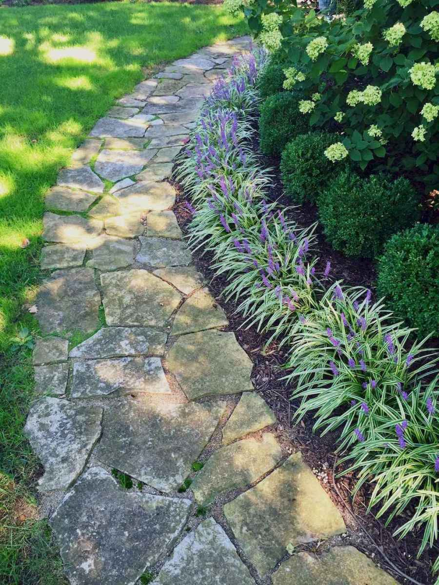 08 simple and beautiful front yard pathways landscaping ideas