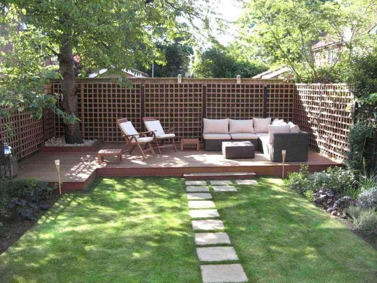 11 small backyard garden landscaping ideas