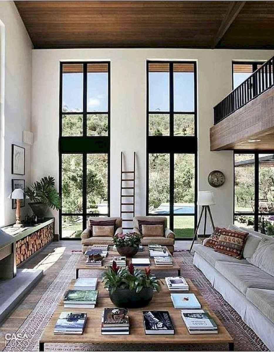 15 cozy modern farmhouse living room decor ideas