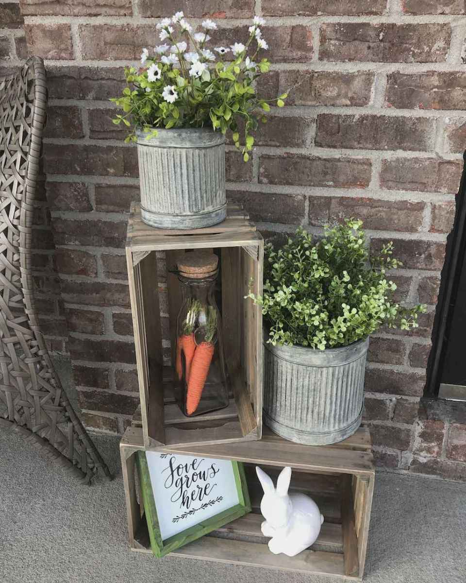 17 modern farmhouse front porch decorating ideas