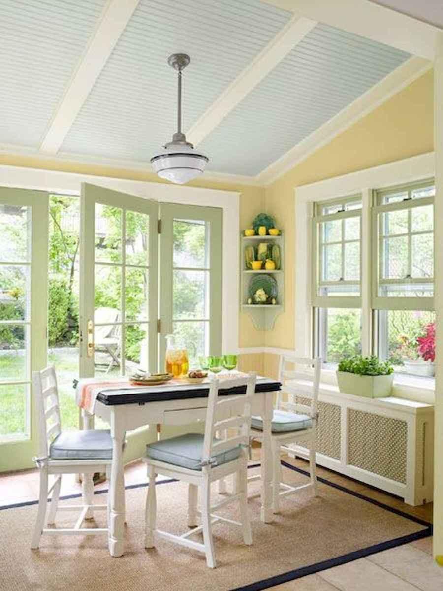 19 cozy farmhouse sunroom decor ideas