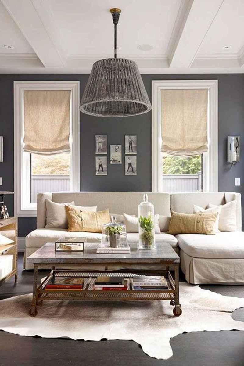 22 cozy modern farmhouse living room decor ideas