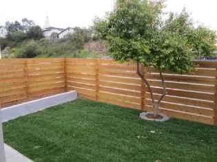 22 easy cheap backyard privacy fence design ideas