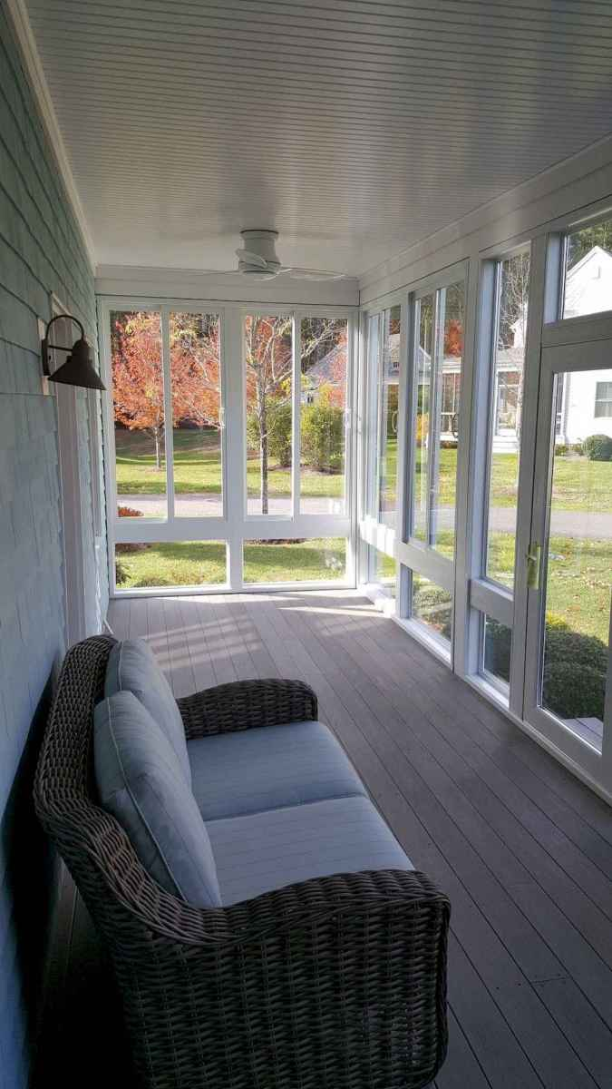 26 cozy farmhouse sunroom decor ideas
