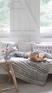 30 cozy modern farmhouse living room decor ideas