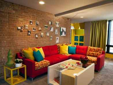 33 cozy modern farmhouse living room decor ideas