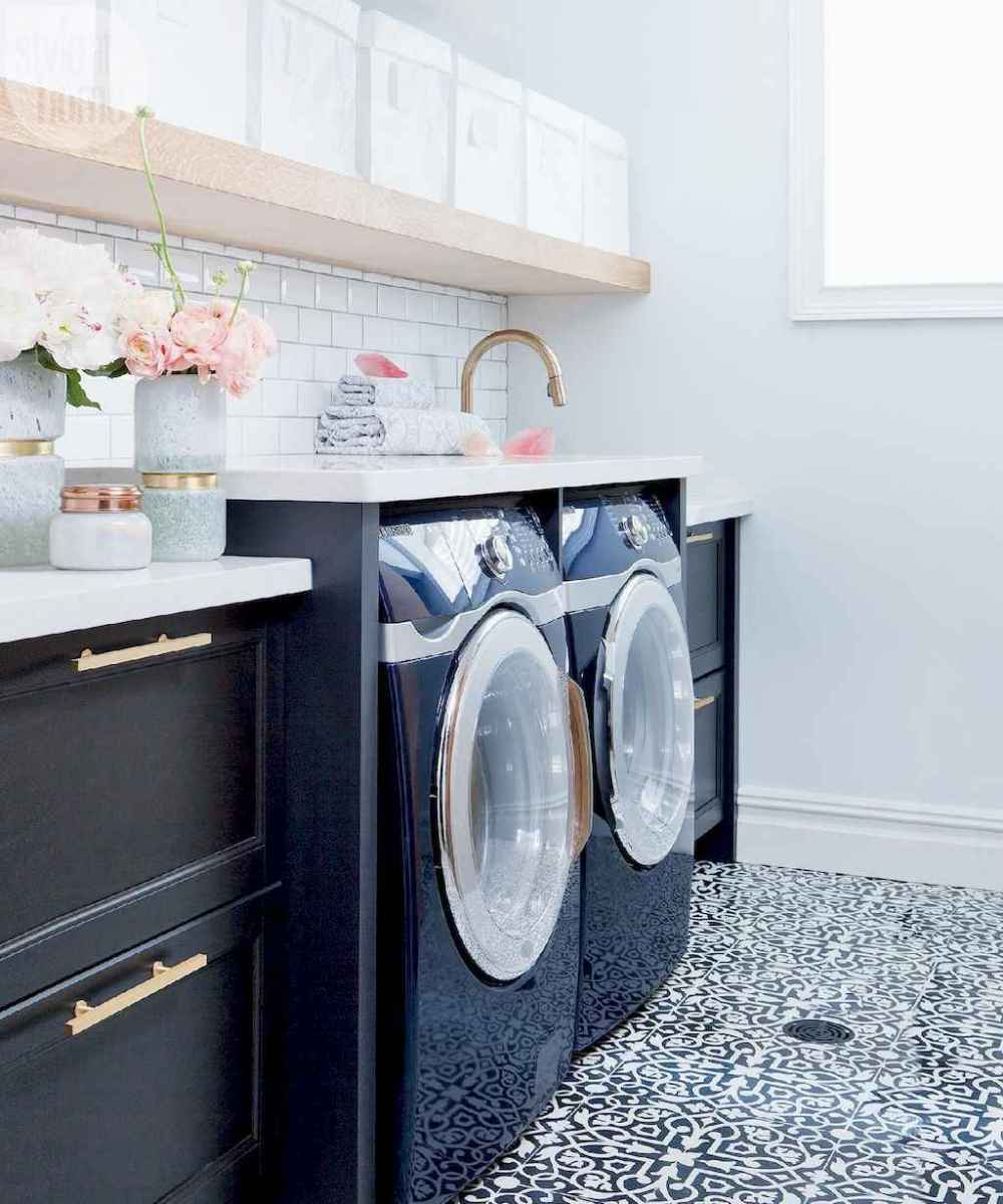 35 functional small laundry room design ideas