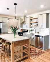 36 best farmhouse dining room makeover decor ideas