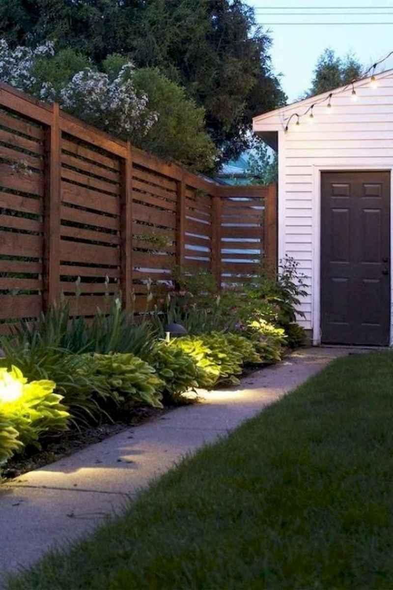 37 easy cheap backyard privacy fence design ideas