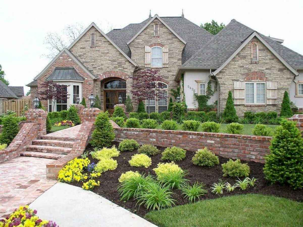 39 low maintenance small front yard landscaping ideas