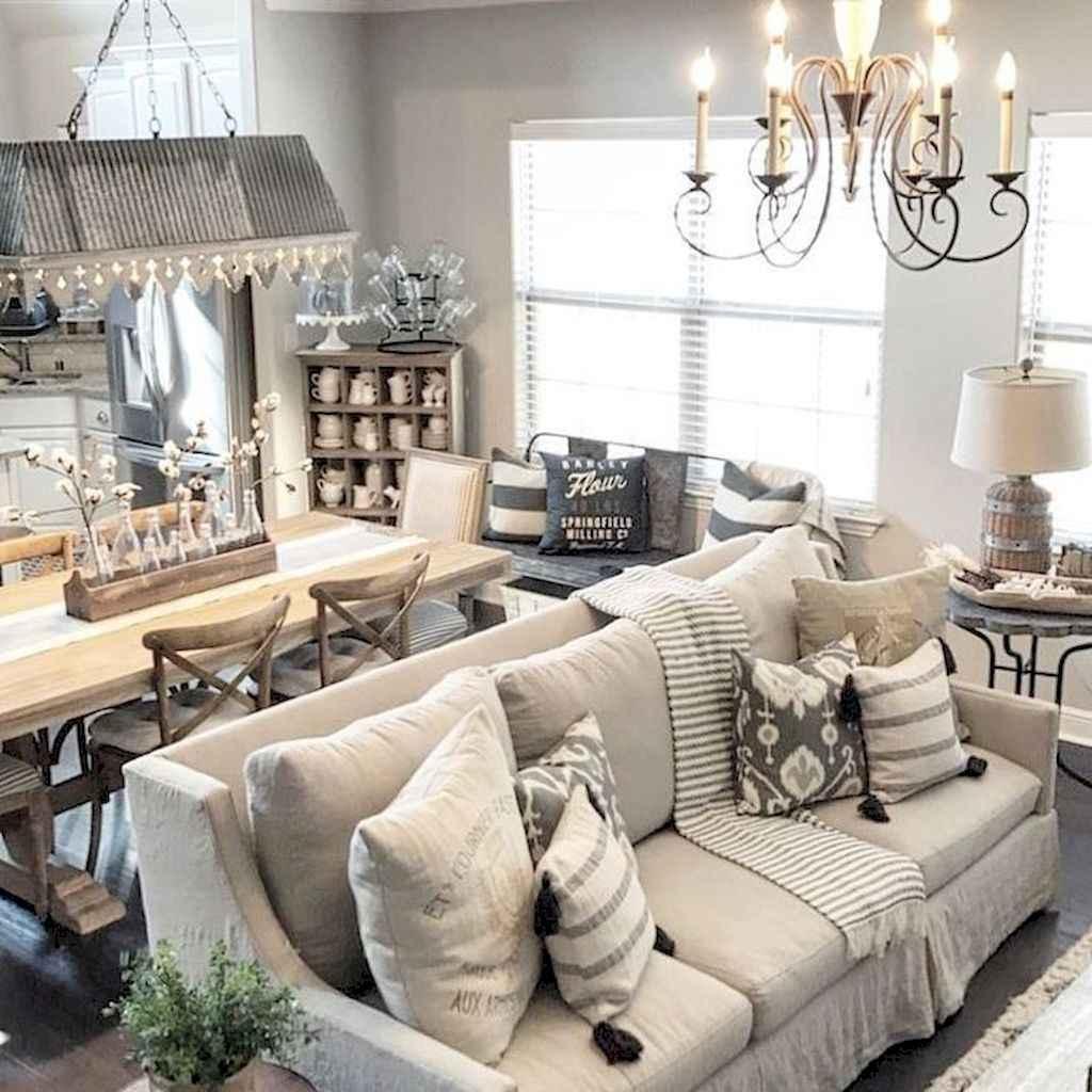 79 Cozy Modern Farmhouse Living Room Decor Ideas: 40 Cozy Modern Farmhouse Living Room Decor Ideas