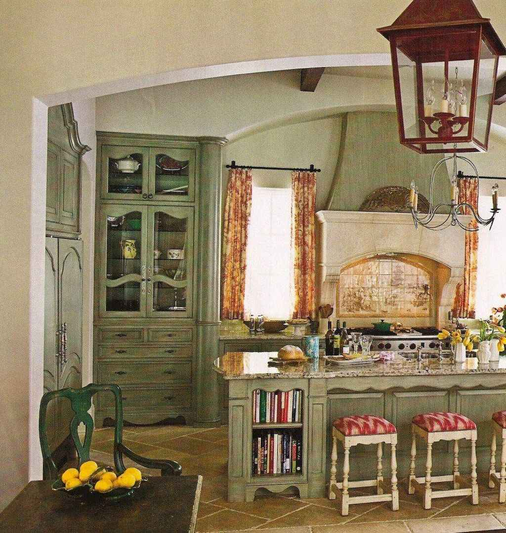 42 incredible french country kitchen design ideas