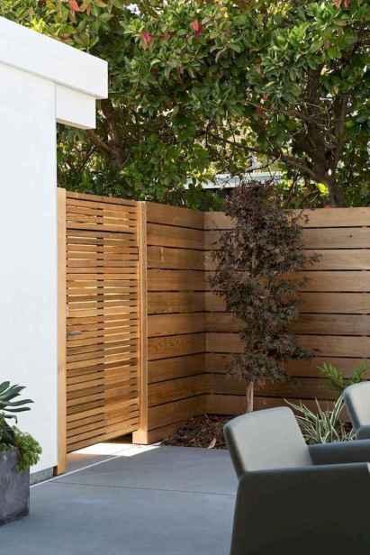 45 easy cheap backyard privacy fence design ideas
