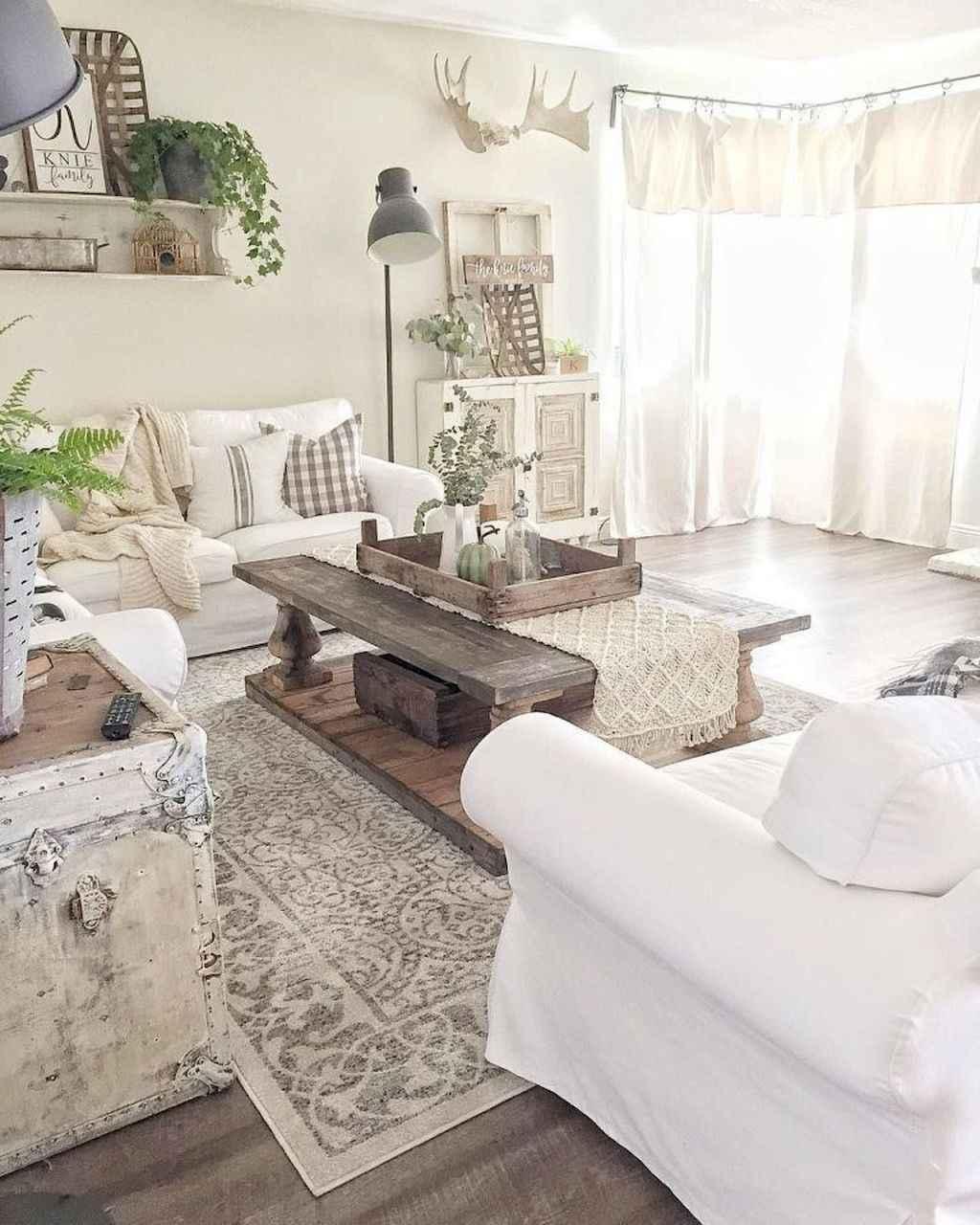 79 Cozy Modern Farmhouse Living Room Decor Ideas: 47 Cozy Modern Farmhouse Living Room Decor Ideas