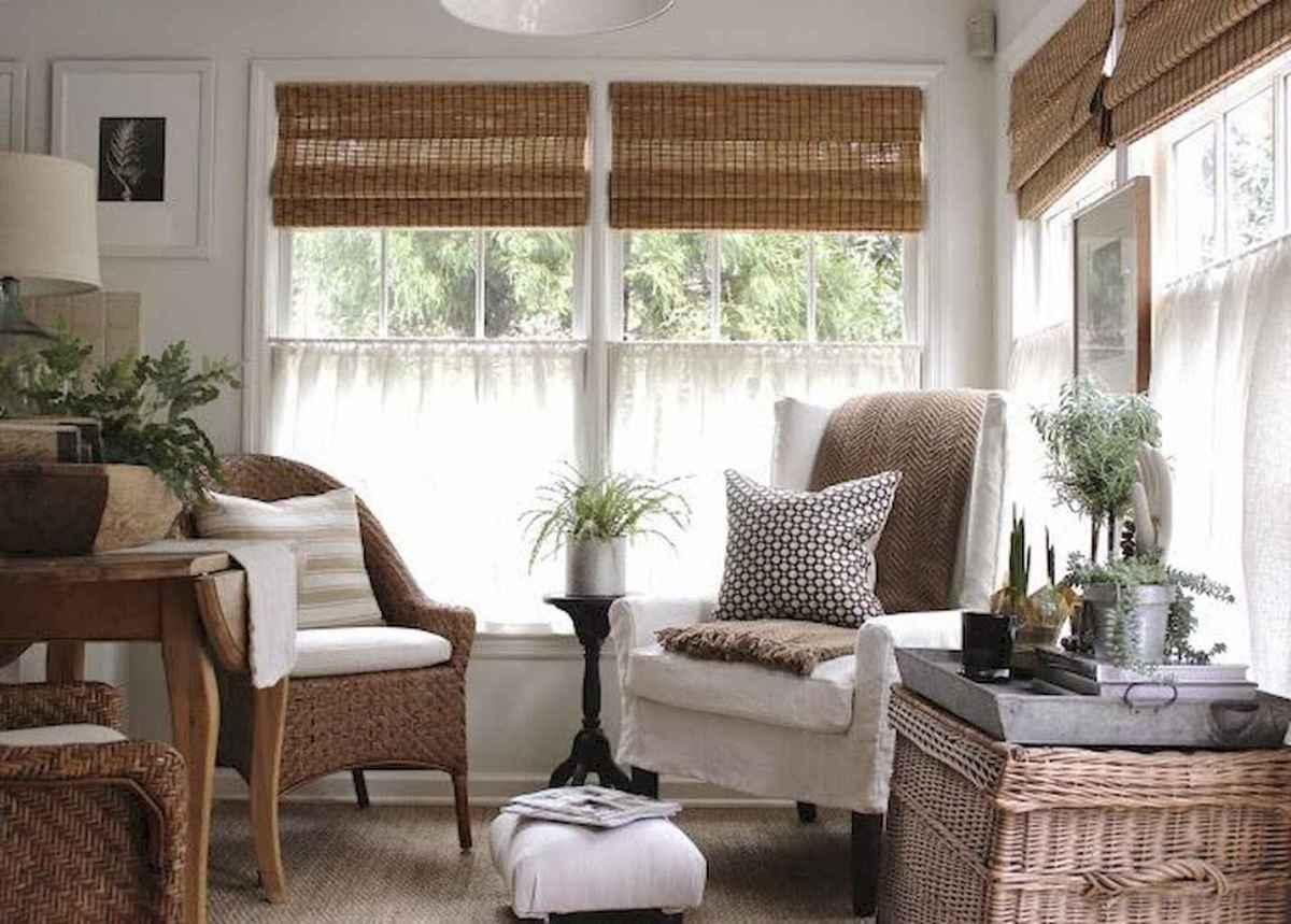 57 cozy farmhouse sunroom decor ideas