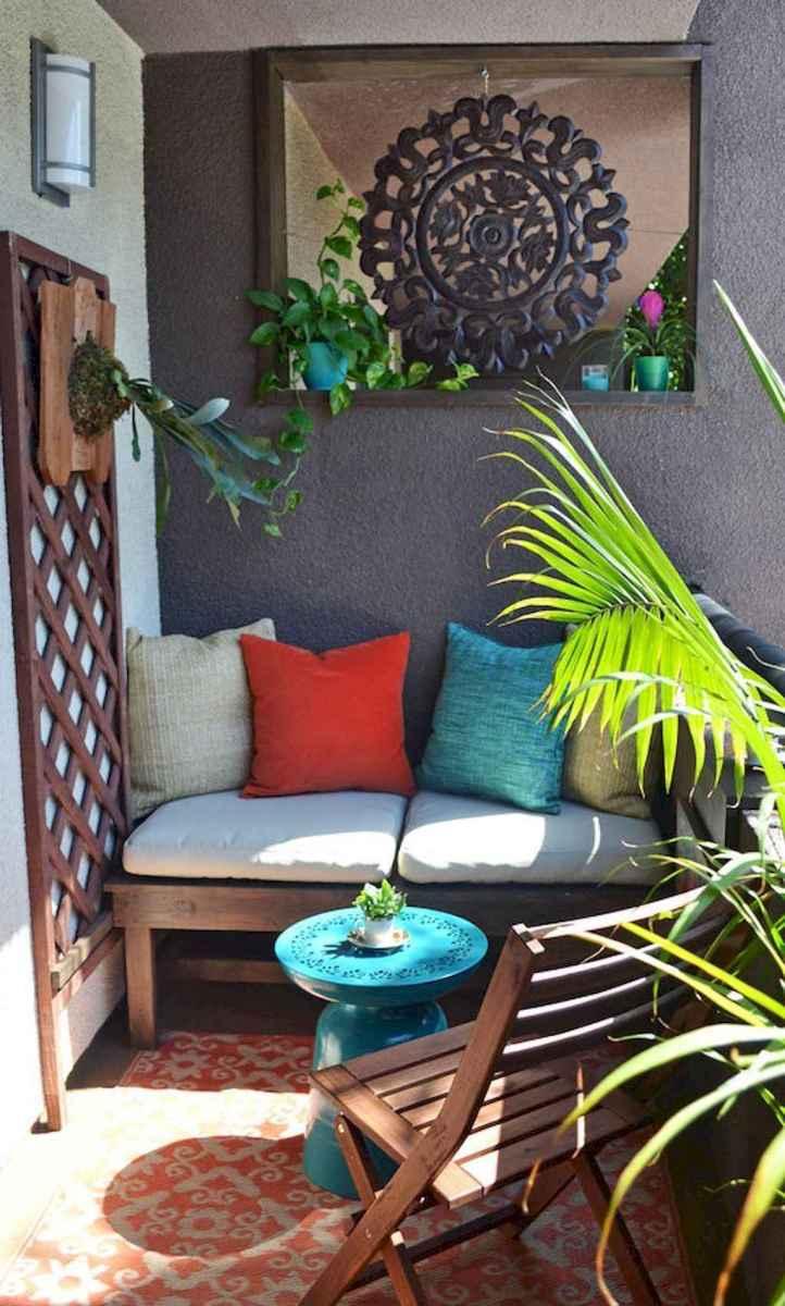 60 cozy apartment balcony decorating ideas