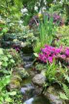 64 awesome backyard ponds and water garden landscaping ideas