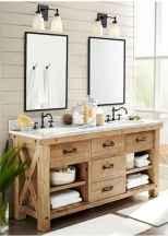 66 best farmhouse bathroom remodel decor ideas