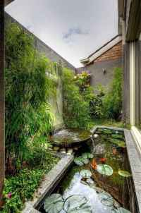 69 awesome backyard ponds and water garden landscaping ideas