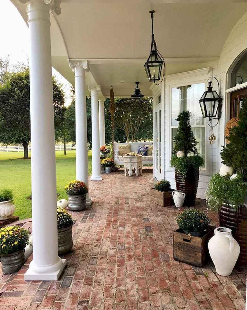 71 modern farmhouse front porch decorating ideas