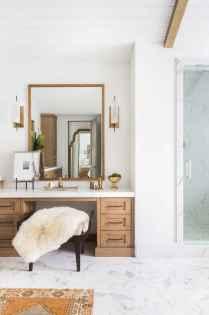 85 best farmhouse bathroom remodel decor ideas