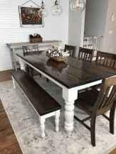 01 modern farmhouse dining room decor ideas