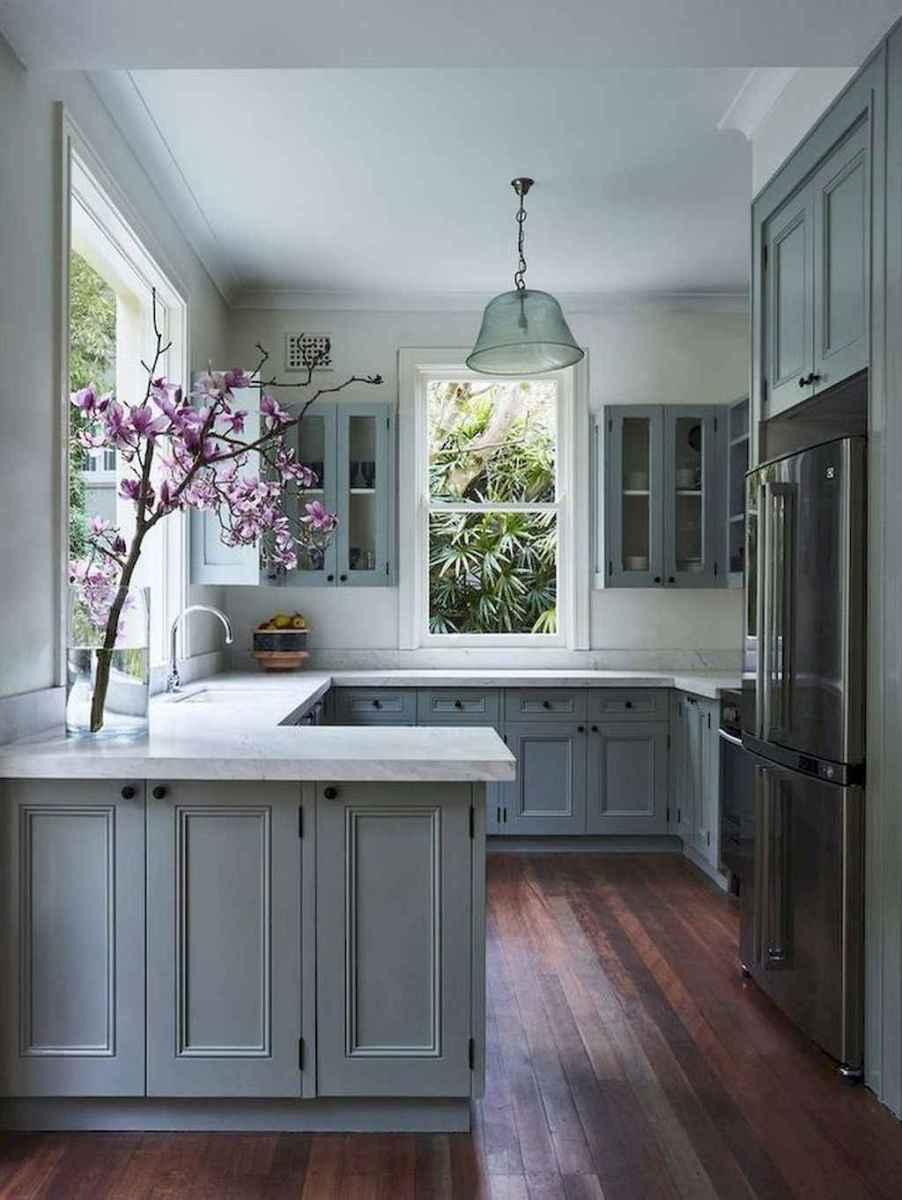04 modern farmhouse kitchen cabinet makeover design ideas