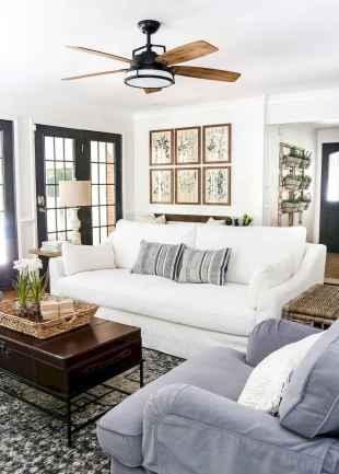 07 best modern farmhouse living room decor ideas
